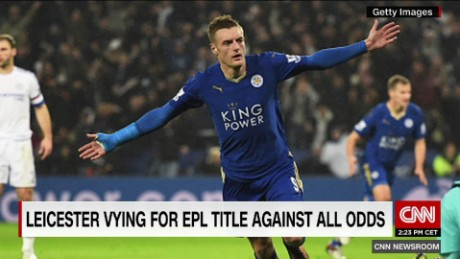 Leicester City's surprising season