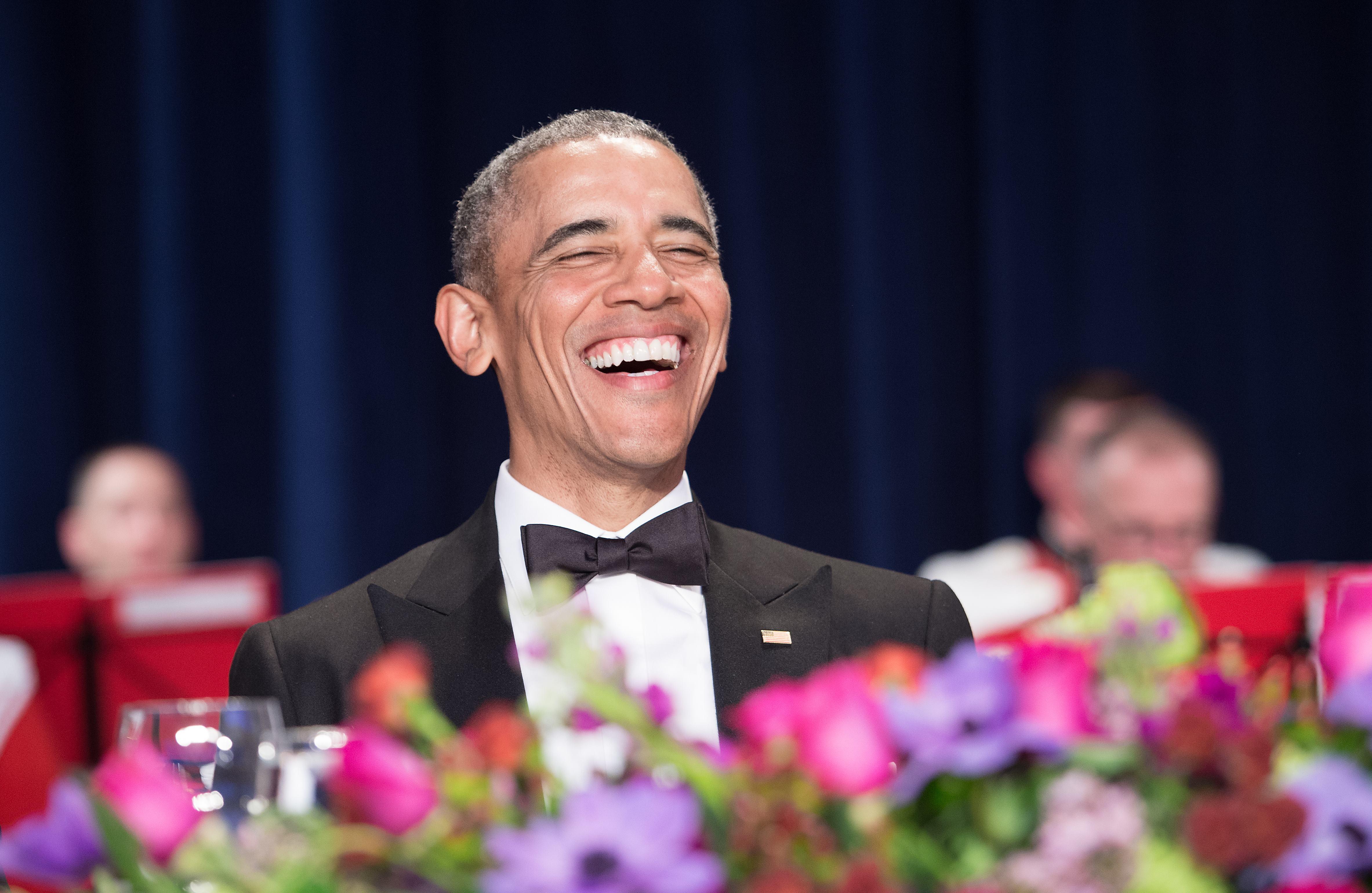 white house correspondents dinner 2016: obama vs. trump - cnnpolitics