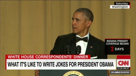How seriously Obama takes his media jokes _00013130.jpg