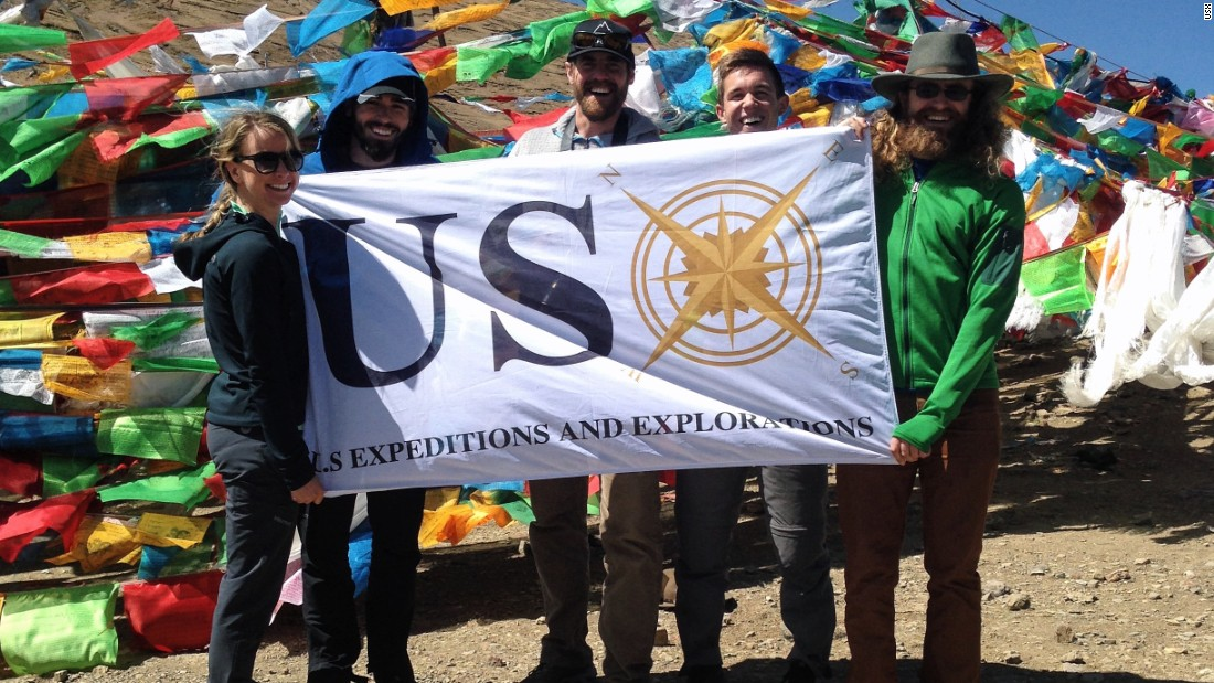 Medvigy, USX base camp manager Tommy Ferguson, documentary filmmaker Dave Ohlson, Earls and Jukes began acclimatizing in Nepal in April and hope to reach the top of Mount Everest by Memorial Day weekend.