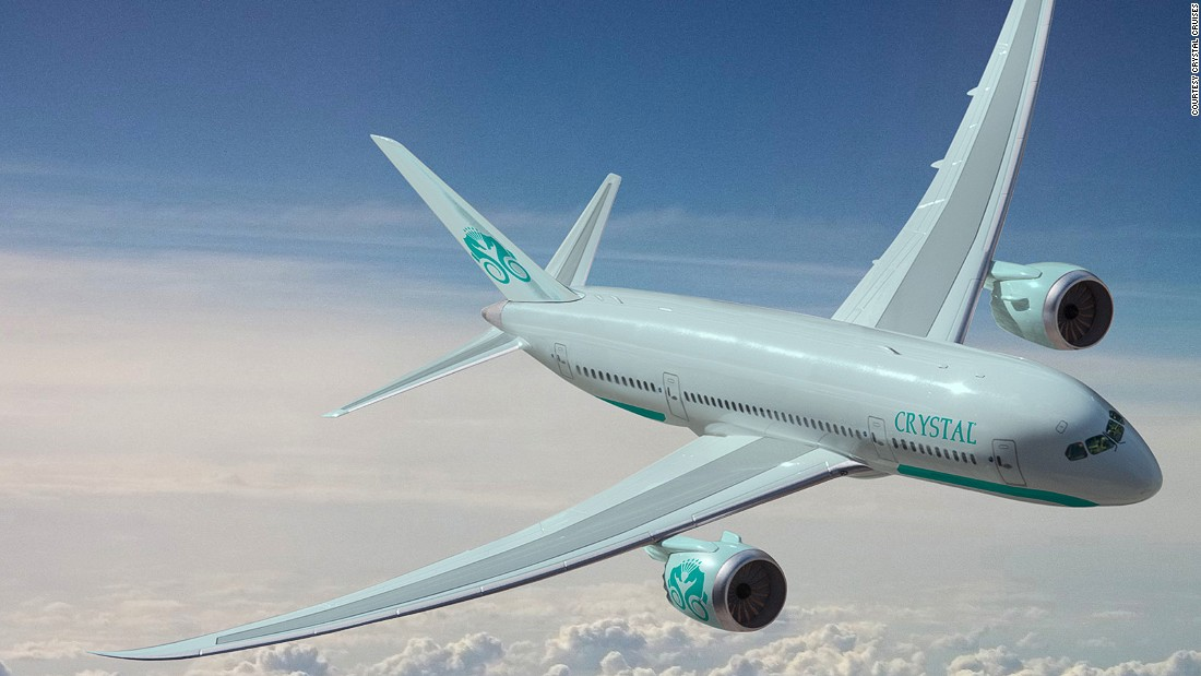 The twin-aisle Dreamliner, which usually seats up to 300 passengers, will accommodate just 52 guests after the refurbishment. Its launch timetable hasn't been confirmed.