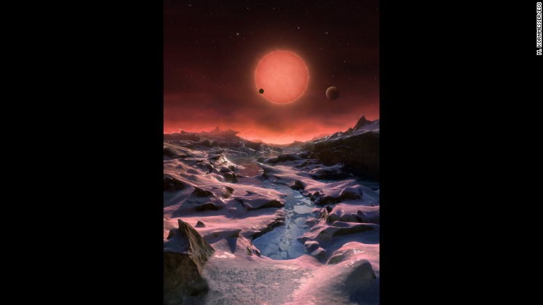 Is there life on these planets?