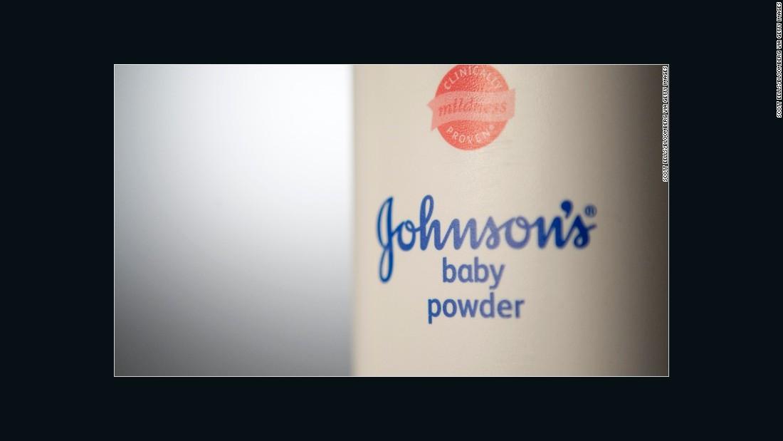 Johnson & Johnson ordered to pay $417 million in talcum powder case