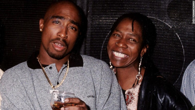 Tupac Shakur's mother Afeni dies at 69