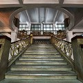 The main staircase of the Inland Water Transport Building