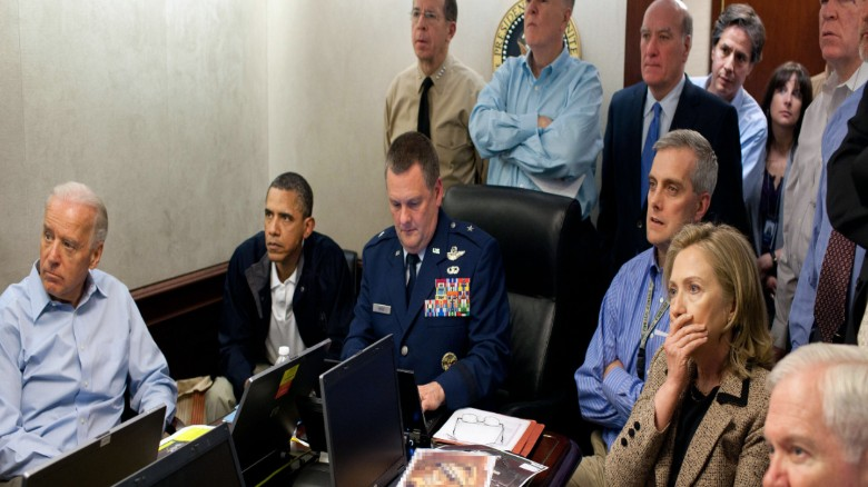 Those who brought down bin Laden describe ISIS threat