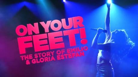 cnnee pkg santana on your feet musical gloria emilio estefan_00001610