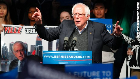 Sanders campaign: Democrats 'court disaster' in Clinton