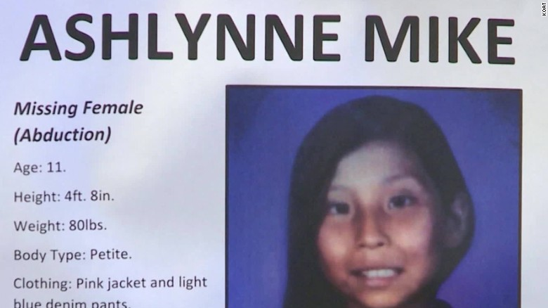 11-year-old Navajo girl found dead