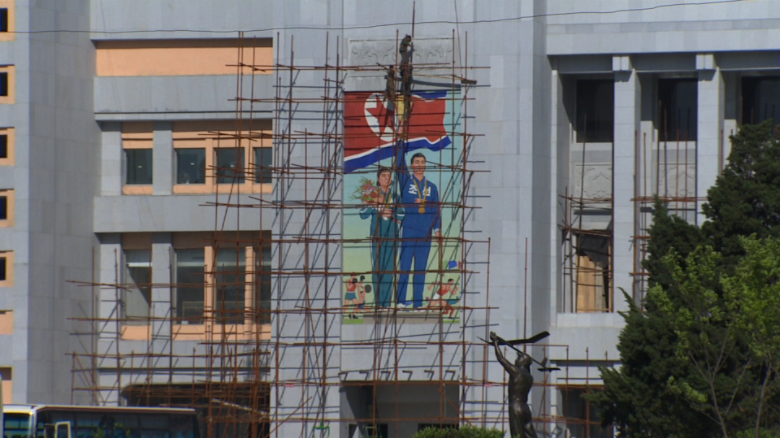 North Korea prepares for rare party congress