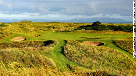 Royal Troon will be the venue for the 2016 Open Championship.