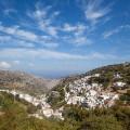 naxos koronos village