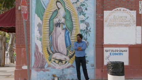 CNN United Shades of America with W. Kamau Bell Ep. 103 - Latino USA Production Unit Stills