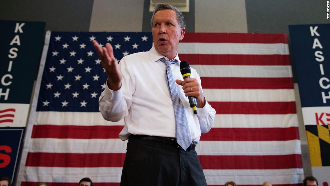 John Kasich Drops Out Of Presidential Race Cnnpolitics Com