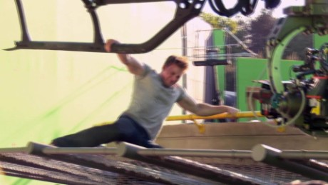 """Captain America: Civil War"" Behind the Scenes"