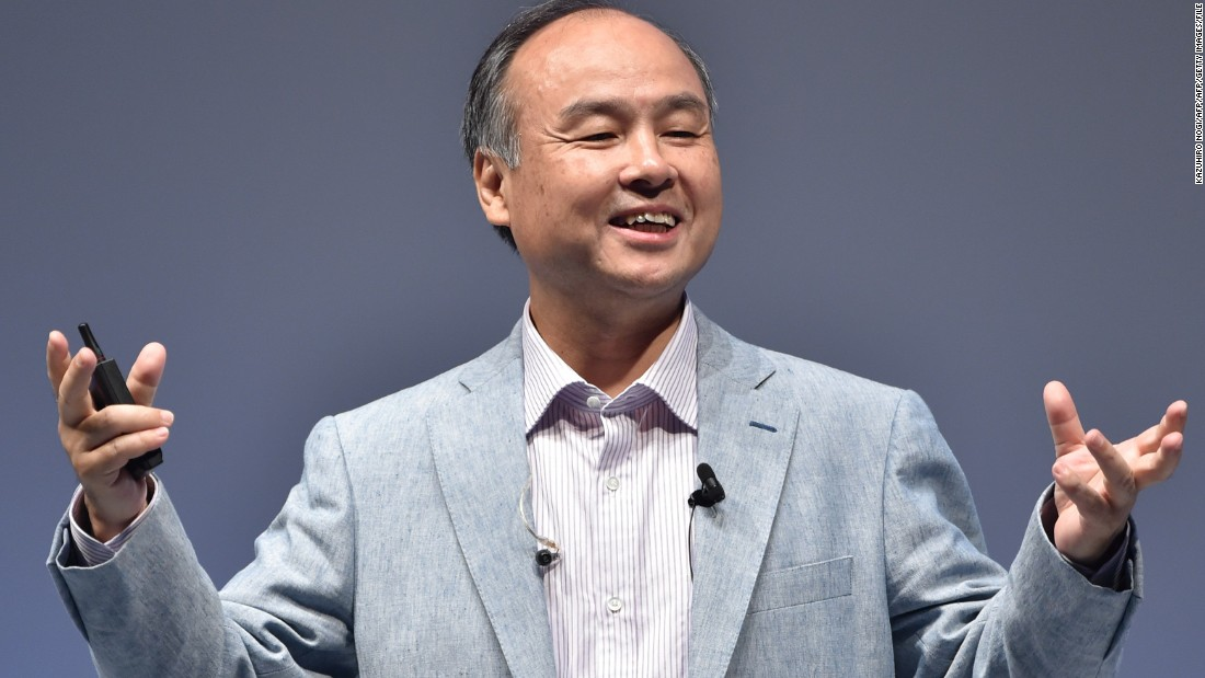 The new syndicate is backed by telecommunications and internet multinational SoftBank Group, whose founder Masayoshi Son is worth a reported $11.2 billion despite losing several times that amount in the dotcom crash of 2000.