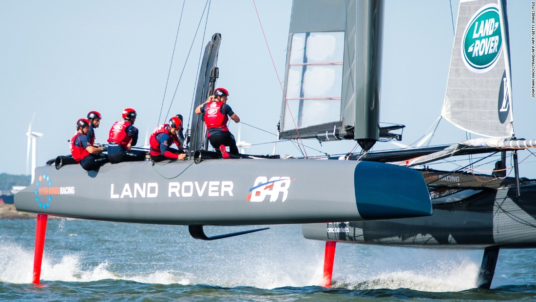 Despite its long history in sailing's premier competition -- which dates back to 1851 -- the UK is still seeking its first title.