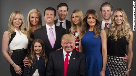 Meet Donald Trump's family