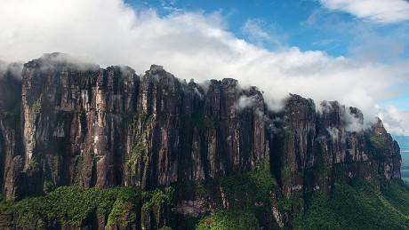 Canaima National Park: Forgotten by evolution.