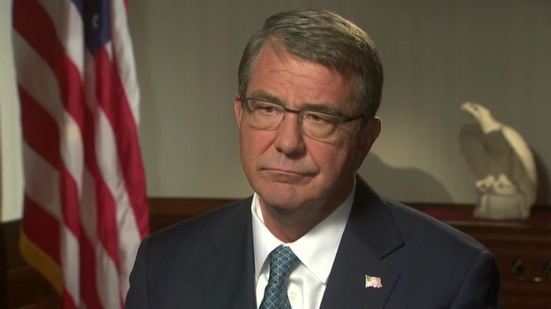 Ash Carter: We want to accelerate campaign against ISIS