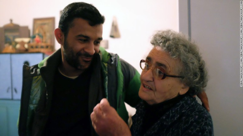 'Ordinary' Greeks, extraordinary kindness