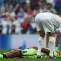 Kompany injured