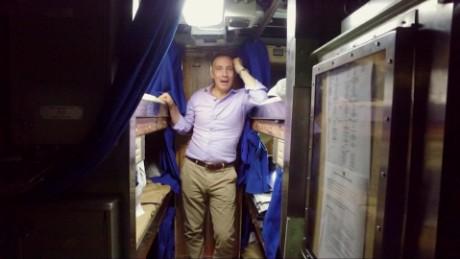 A tour of a nuclear submarine