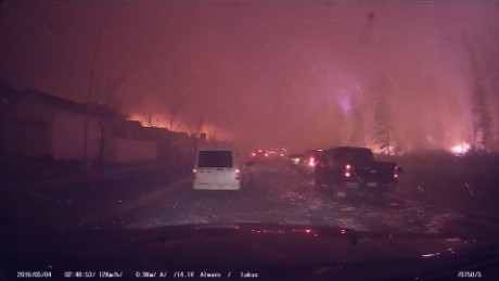 canada wildfire dashcam raw _00000617