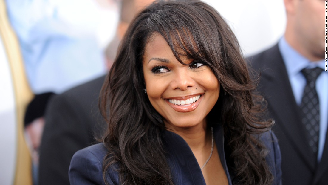 Janet Jackson confirms pregnancy at 50 with photo - CNN
