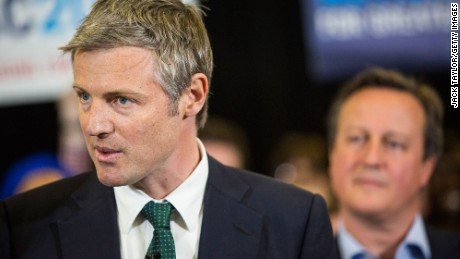 Zac Goldsmith, Conservative candidate for mayor