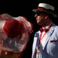 kentucky derby fashion couple 2015