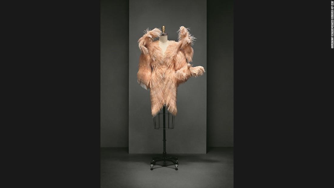Dress by Iris van Herpen, Autumn-Winter<br />2013/14 haute couture collection.