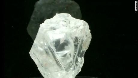 cnnee vo cafe el diamante gigante del mundo _00004715
