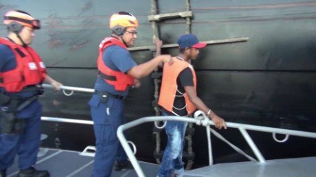 coast guard rescues man two months at sea zc orig _00001910