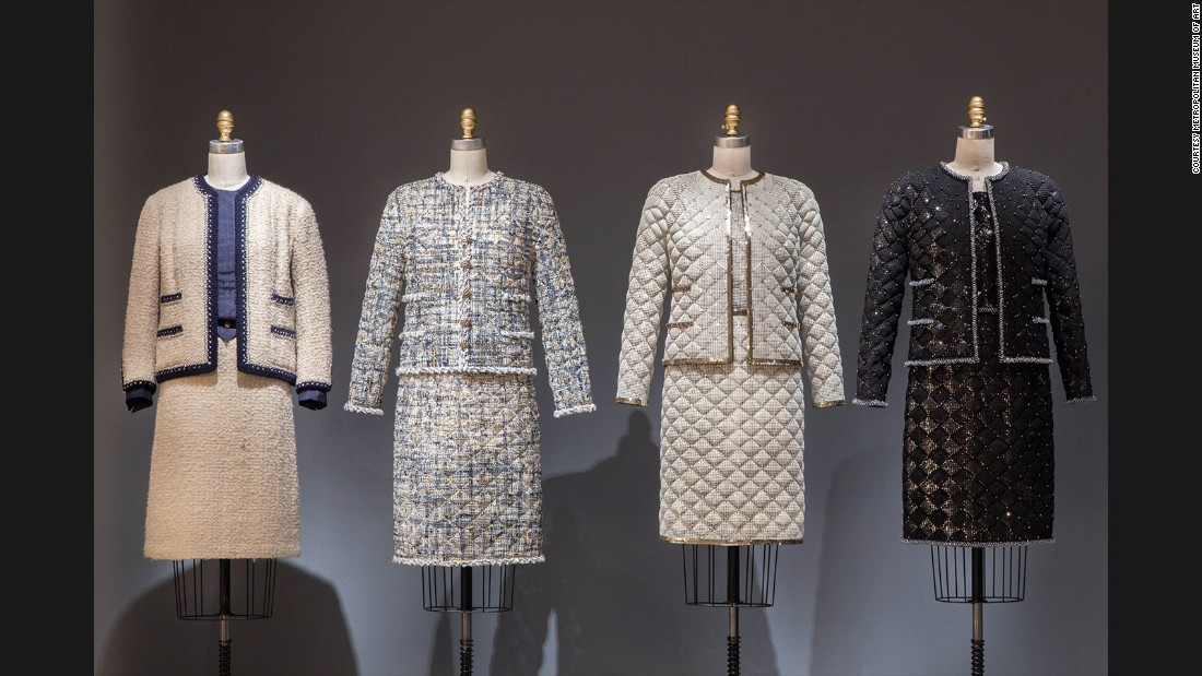Lower Level Gallery View: Tailleur and Flou at Manus x Machina: Fashion in an Age of Technology.