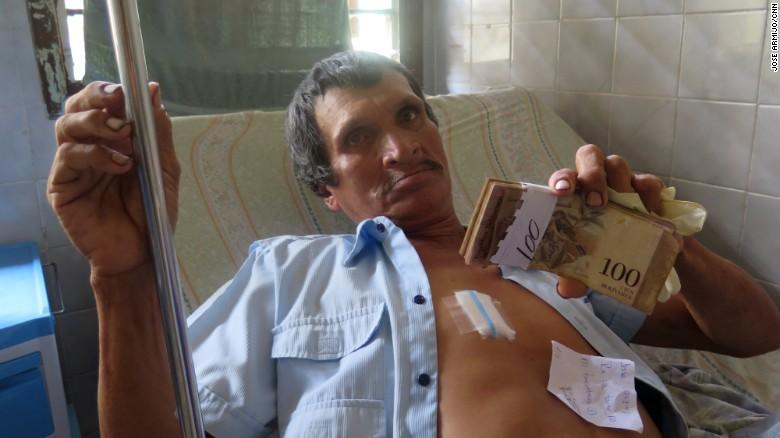 Venezuela's health care crisis