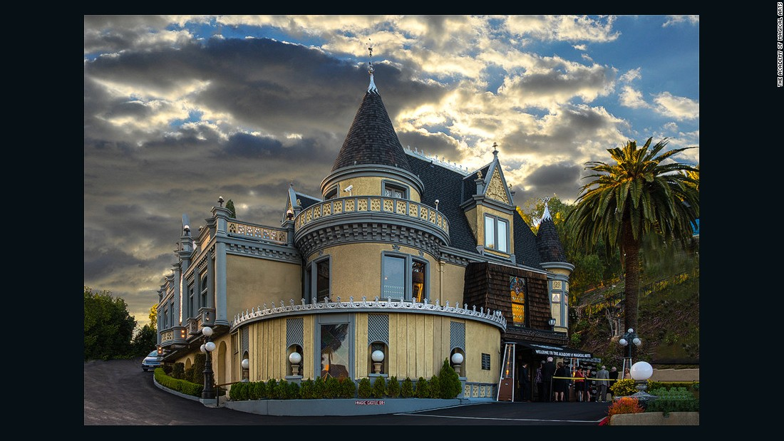 "The Academy of Magical Arts and its private clubhouse the <a href=""http://www.magiccastle.com"" target=""_blank"">Magic Castle</a> is one of Hollywood's most exclusive venues. Legend has it even Johnny Carson was turned away at the door."