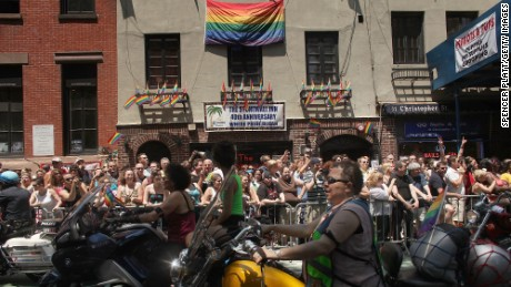 The history of Stonewall Inn