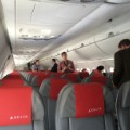 bombardier CS100 CSeries cabin interior