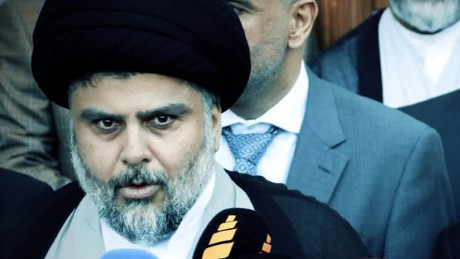 Muqtada al-Sadr is an influential cleric, political figure and militia leader in Iraq.