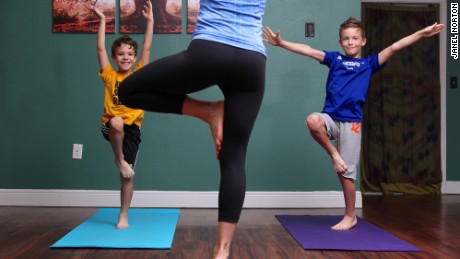 Beyond 'Namaste': The benefits of yoga in schools