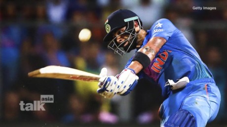 Virat Kohli: 'I play cricket with dignity and passion'