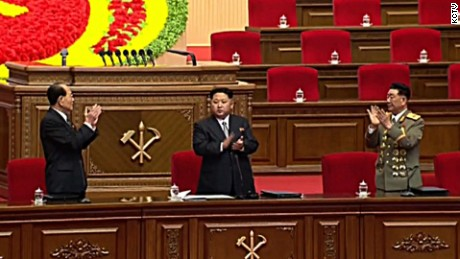 North Korea's first Workers' Party Congress since 1980