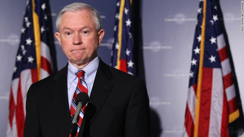 Racism allegations haunt Sessions