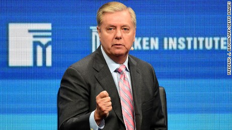 Graham: Defund UN after Israeli settlement vote