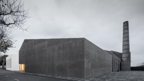 Arquipélago Contemporary Arts Centre, Ribeira Grande, The Azores, Portugal.