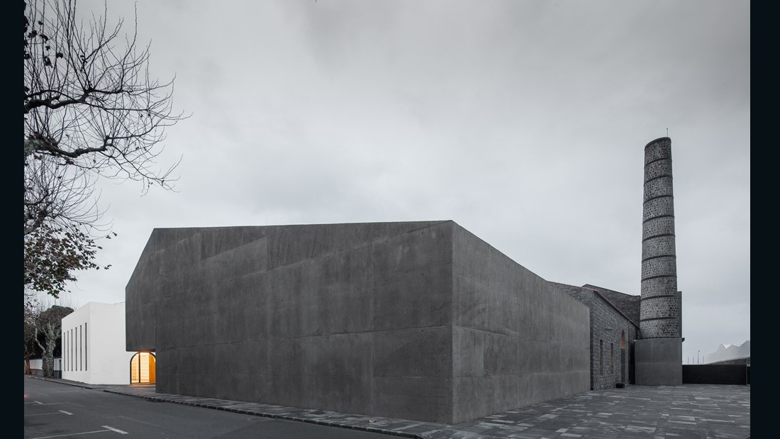 Six out of thirty buildings have been shortlisted as finalists for the first RIBA International Prize. Take a look at the finalists -- and contenders -- for world's best building.<br /><br />Arquipélago Contemporary Arts Centre. Menos é Mais, Arquitectos Associados with João Mendes Ribeiro Arquitecto, Lda. 2015, Ribeira Grande, The Azores, Portugal. (Photo: Jose Campos)