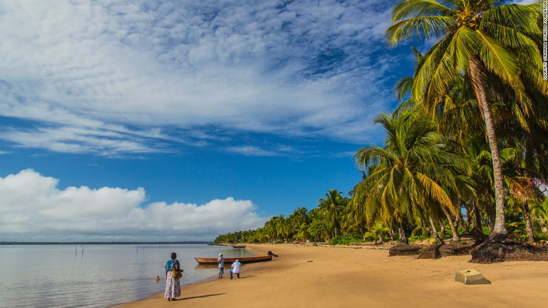 Going now puts travelers ahead of the influx of tourists likely to pick up on the pull of a dialed-back break in Suriname.