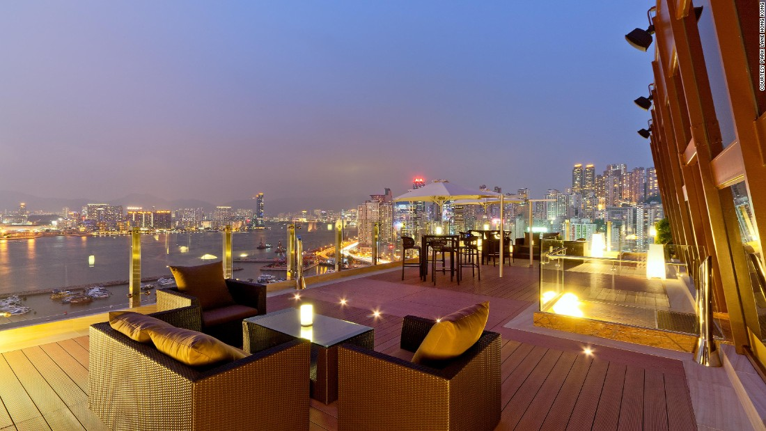 Hong kong 39 s 14 best hotels for amazing views for Hotel luxury hong kong