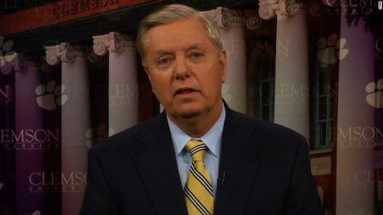 Lindsey Graham: Donald Trump has 'conned' Republicans